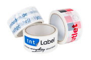 Custom Printed Packaging Tape With Your Logo - 72 - 2592 Rolls Bespoke Tapes
