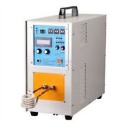 High Frequency 25kw 30-80khz Induction Heater Furnace Lh-25a New Yg