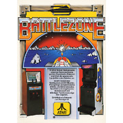 Battlezone Free Play And High Score Save Kit Arcade
