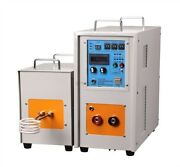 High Frequency 30kw 30-80khz Induction Heater Furnace New Zn-30ab Co