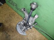 Bmw Oem E60 Rear Left Driver Side Spindle Suspension Axle Axel Control Arms