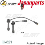 Ignition Cable Kit Set For Suzuki Ignis Ii,mh,m13a,wagon R+,mm Japanparts Ic-821