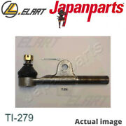 Tie Rod End For Toyota Land Cruiser 80,j8,1hd-t,1hd-ft,1fz-fe Japanparts Ti-279