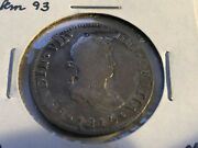 1815 Jj Spanish Mexico Silver 2 Reales Piece Of 8 Real Us Colonial Two Bit Coin