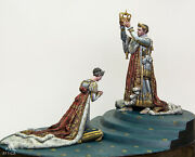 Coronation Of Napoleon I Painted Toy Soldier Miniatures Pre-sale | Museum