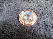 2013 Ivory Coast Black Panther 1 Oz. Colored .999 Silver Coin Rare
