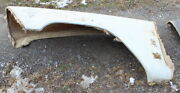 1957-1958 Plymouth Left Front Race Fender Ff98