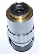 Used 1pc Mitutoyo M Plan Uv 50x / 0.40 F=200 Microscope Objective Lens Tested Rr