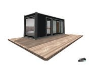 Converted Shipping Container Studio / Workshop / Wine Cellar / Office