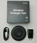 Official Original 2018 Samsung Wireless Charger Fast Charge Pad Qi