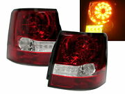 Range Rover Sport 2006-2009 L320 Led Tail Rear Light Red/clear For Land Rover