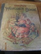 Antique Our Petsand039 Wonder Book Publisher Hurst And Co