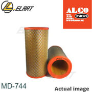 Air Filter For Renault 19 Iib/c53f8q 74419 Ii Chamadel53 Alco Filter Md-744