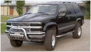 Bushwacker For 97-99 Chevy Tahoe Extend-a-fender Style Flares 4pc 4-door Only -