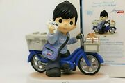 Precious Moments Singpost Exclusive Singapore's Postman, 189609 Limited Edition