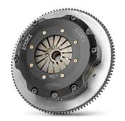 Clutch Masters For 01-04 Acura Cl 8.5in Twin Disc Race Clutch Kit W/steel Flywh