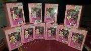 Precious Moments 10 Ornaments Family Series 2002 - Suspended Mib Got To L@@k