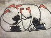 Evinrude Ficht 90 Degree Ignition Coils 0586745 0586745 5005810