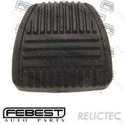 Brake Pedal Pad Rubber Cover Grip For Toyota Nissan Lexus Infinitiprimera
