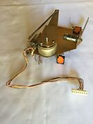 Mci Jh-100 24-channel Reel To Reel Rec Rotary Solenoid Assembly W/micro Switch