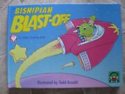 Bisnipian Blast-off An Action Book - Discovery Toys By Tedd Arnold Excellent