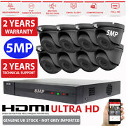 Hizone Pro 8mp 5mp Cctv System Hd Dvr 4ch 8ch Outdoor Camera Home Security Kit