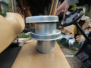 Chimney Vent Pipe Cap, Brand New, 5 3/4 Inside, 13 Wide, 15 Tall, Dent New 7