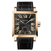 Luxury Business Automatic Men Watch Mechanical Swiss Sapphire Crystal Square
