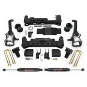 15-19 Ford F150 4wd Readylift 7 Lift Kit With Sst3000 Rear Shocks.