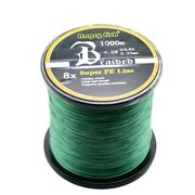 1000 Meters 8x Braided Fishing Line 11 Colors Super Braided Wire Floating Line