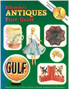 Schroeder's Antiques Price Guide By Collector Books Staff 1995, Paperback