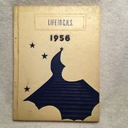 1956 Yearbook Chandler High School In Grades 1-12 With Great Photos 2nd Edition