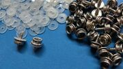 20 3/8 All Stainless Screw And Snap Studs Are Stainless... With Washers