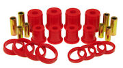 Prothane For Jeep Tj Front Or Rear Control Arm Bushings - Red - Pro1-204