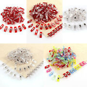 50-200x Wonder Clips Fabric Clamp For Quilting Sewing Knitting Crochet Art Craft