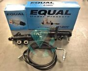 Black Exedy Master And Slave Cylinder W Clutch Line Kit For Acura Integra 94+