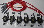 Aem Smart Coil Igtb High Output And Spark Plug Wire 6 Cyl Kit No Igniter Required