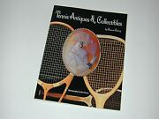 Tennis Antiques And Collectibles By Jeanne Cherry - 1995 - S/c- Lot Of 5 Books