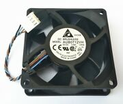 For Delta Aub0712vh 70 X 25mm Cooler Cooling Fan Pwm Dc 12v 0.56a 4 Pin