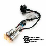 Fpg Twin Pump Intank Fuel System Kit For Nissan 200sx/r33/r34 And 2x Walbro 450lph