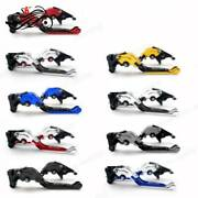 Motorcycle Accessories Cnc Foldable Pivot Brake Clutch Lever For Yamaha Yzf R1