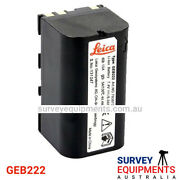 Brand New Geb222 Li Ion Battery For Leica Ts02 Ts06 Ts09 Tps1200