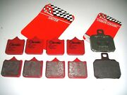 33sa Brake Pads Brembo Front+rear Benelli Tnt Rs 1130 2006 2007