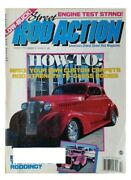 Street Rod Action February 1991--1938 Chevy, 1930,1932,1939 Ford, 1941 Willys
