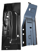 Rh 1994-2002 Dodge Ram Pickup Front Outer And Inner Front Floor Pan Patch