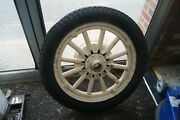 Ford Modet T Wood Wheel With The Tire