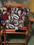 Disney Dooney Europe Cruise Line Tote With Wallet Nwt