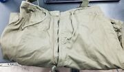 Trousers, Outer, Knee-action  Size Long Medium - With Suspenders