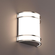 10.25 Inch Led Wall Sconce Light, Ac100- 277v - Dimmable, Outdoor Lamp Lights