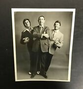 Original Howard Cosell Don Meredith Frank Gifford 1971 Press Wire Photo Abc Nfl